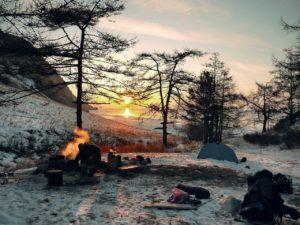 Camping dinner ideas