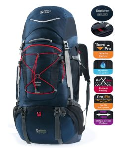 Best Hiking Backpacks Rated by Hikers for 2018